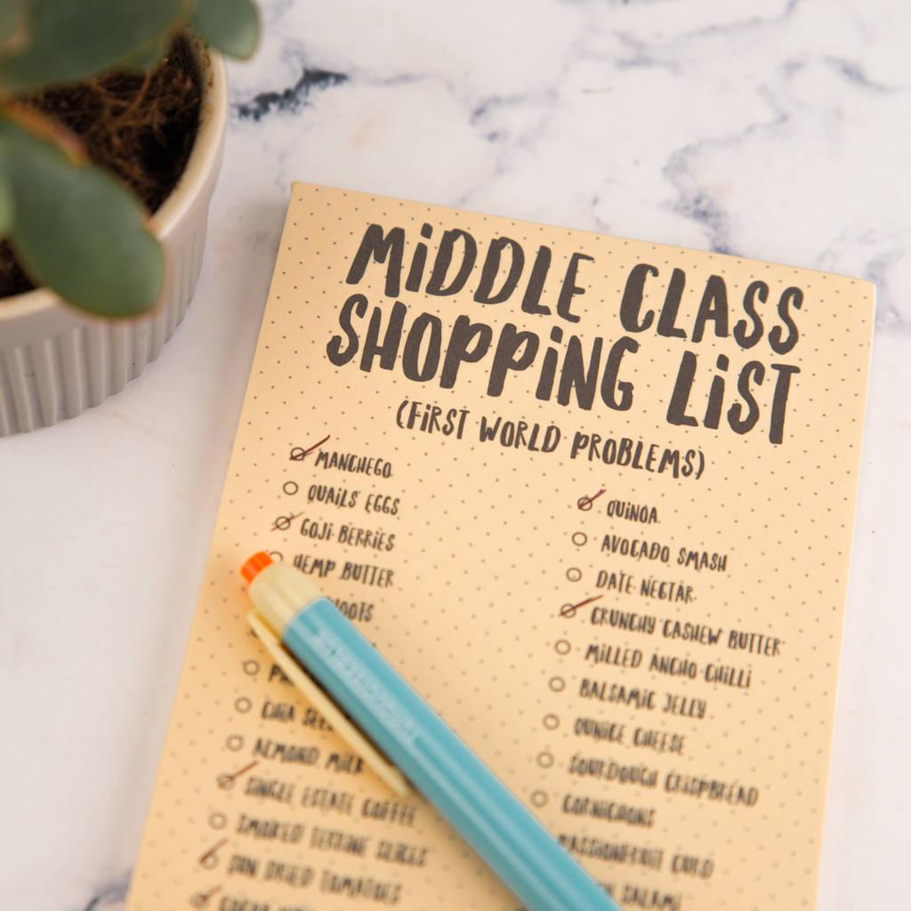 liste de courses healthy facile à faire