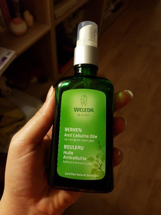 Avis sur l'huile anti cellulite efficace Weleda