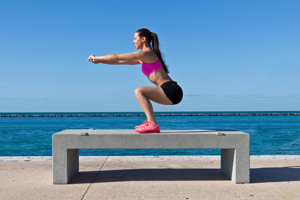 faire des squats tous les jours résultats