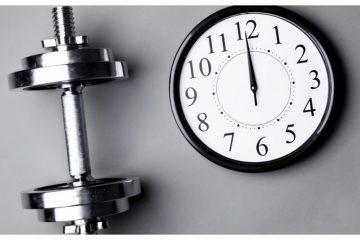 meilleur moment pour faire du sport entre matin et soir