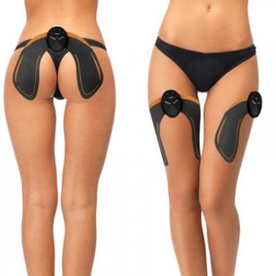 electro stimulation des fesses et jambes