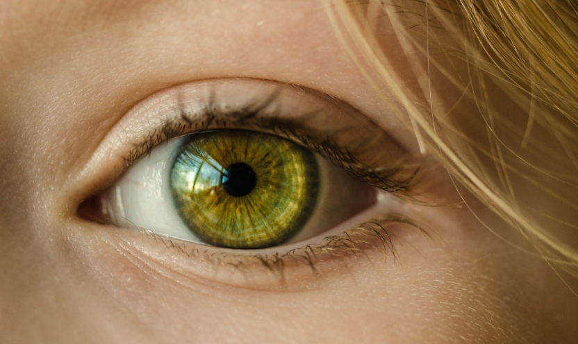 Chirurgie des yeux pour un sportif