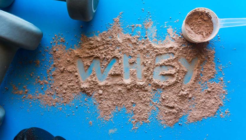 Pourquoi prendre de la whey
